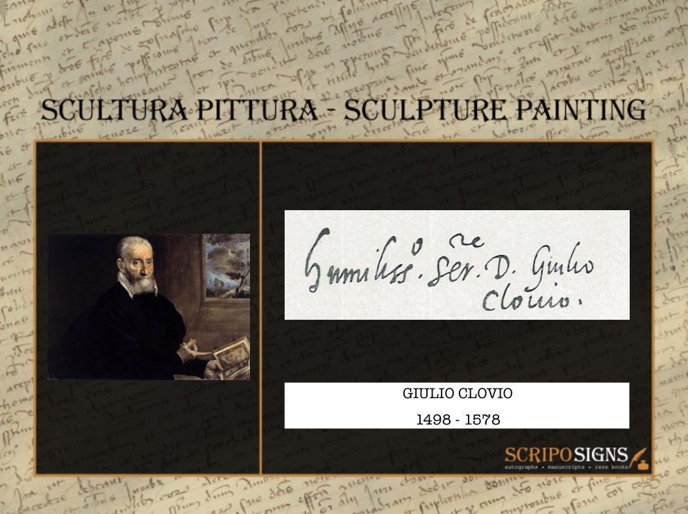 Clovio Giulio