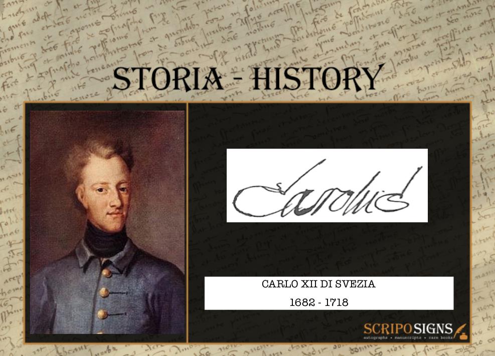 Carlo XII di Svezia