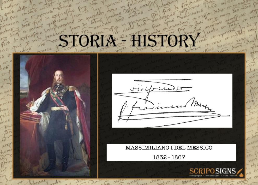 Massimiliano I del Messico
