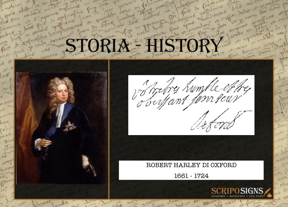 Harley Robert di Oxford