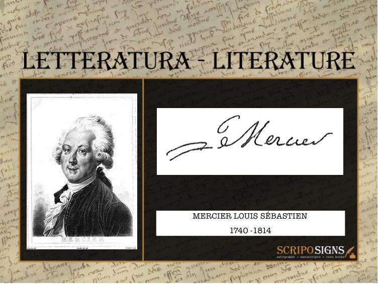 Mercier Louis Sébastien
