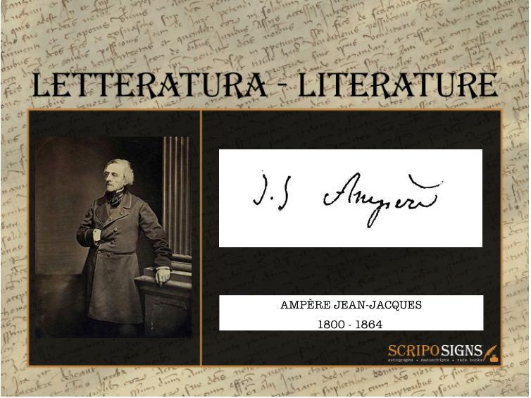 Ampère Jean-Jacques
